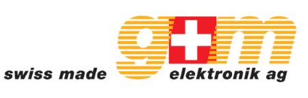 G+M Elektronik Logo