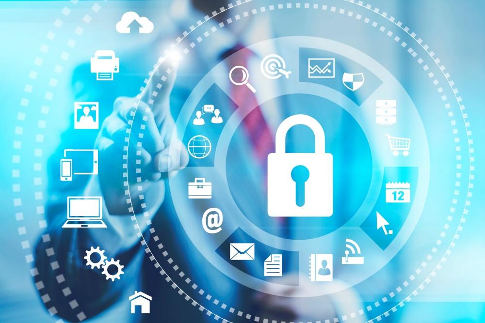 Elektronik Güvenlik Görseli