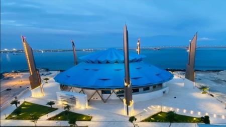 Maldivler Kral Salman Cami
