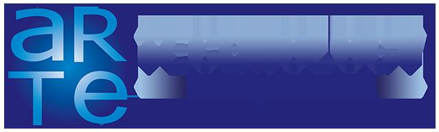 Arte Teknoloji - English Logo