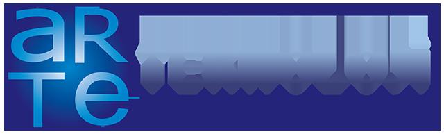 Arte Teknoloji - Sloganlı Türkçe Logo