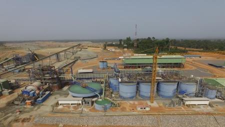 MNG Altın Madenleri Burkina Faso ve Liberya