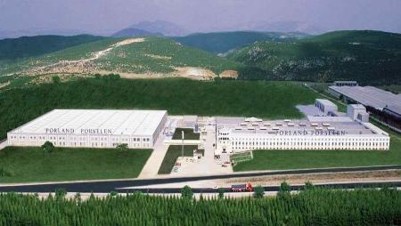 Porland Porselen Bilecik Fabrikası ve Deposu